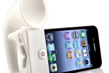 portable iPhone amp