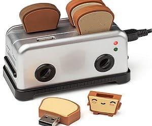 toaster usb hub