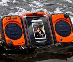 waterproof boombox