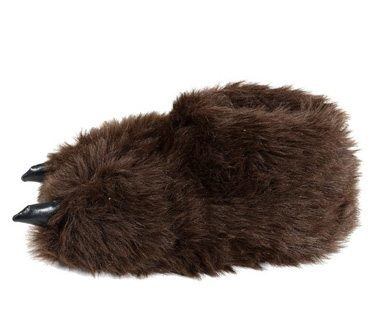 BEAR-FEET-SLIPPER