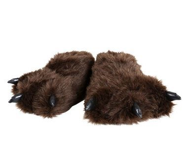 BEAR-FEET-SLIPPERS