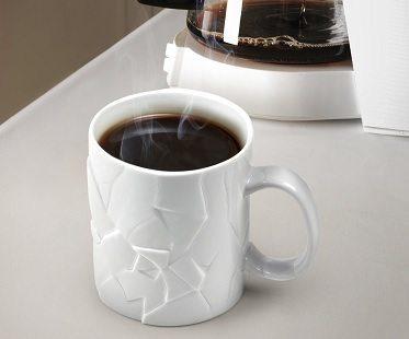 Cracked Mugs