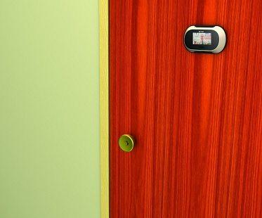 Digital Door Peepholes