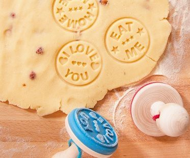 Eat me Cookie Stamps