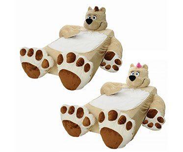 TEDDY-BEAR-BED