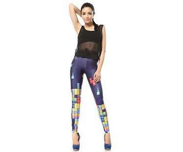TETRIS-LEGGINGS