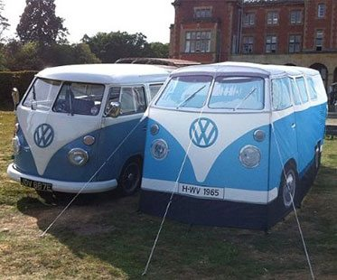 VW-CAMPER-TENTS & VW Camper Tent