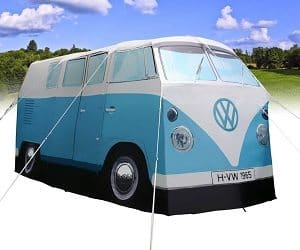 VW c&er tent  sc 1 st  Awesome Inventions & VW Camper Tent