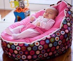 Phenomenal Baby Bean Bag Machost Co Dining Chair Design Ideas Machostcouk