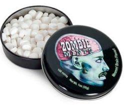 brain flavor zombie mints