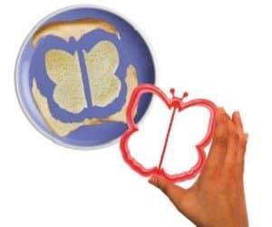 butterfly sandwich cutter