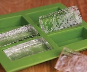 cash ice cubes