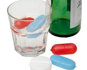 chill pill ice cubes