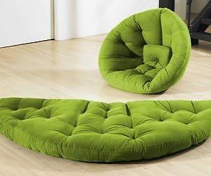 convertible futon chair