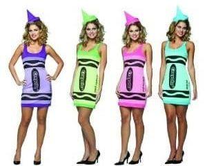 Crayon Dress