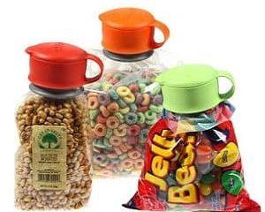 food bag cap