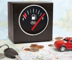 fuel gauge money box