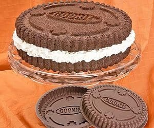 giant cookie cake mold