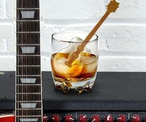 guitar ice cubes