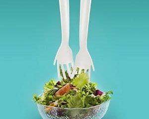 hand salad servers
