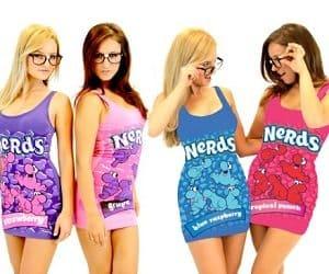 nerds dress