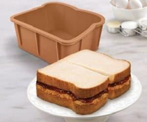 sandwich cake mold