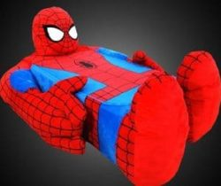 spiderman-bed