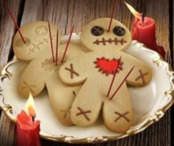 voodoo doll cookie cutter