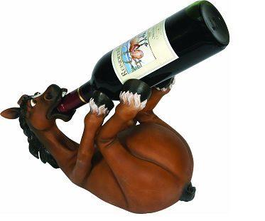 Drunken Horse Bottle Holder