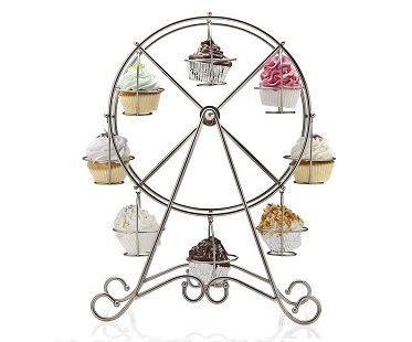 Ferris Wheel Cupcake HolderFerris Wheel Cupcake Holder