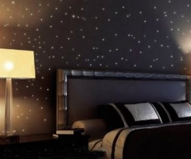 Glowing Star Decal