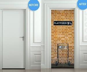Harry Potter Door sticker