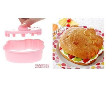 Hello Kitty Sandwhich Cutter