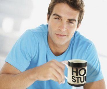 Hot Stuff Heat Changing Mug