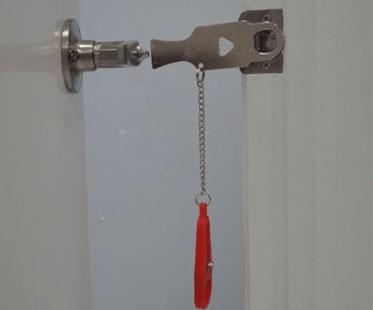 portable door lock PORTABLE-DOOR-LOCK ... & Portable Door Lock Pezcame.Com