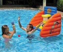arcade basketball inflatable