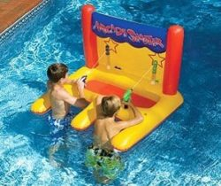 arcade shooter pool inflatable