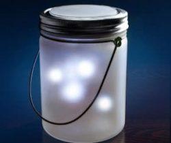 flickering lights jar