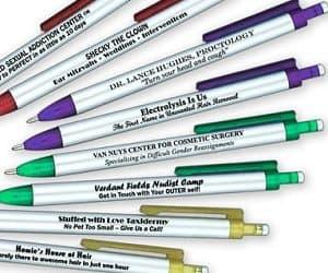 funny pen set