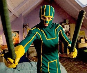 kick ass costume