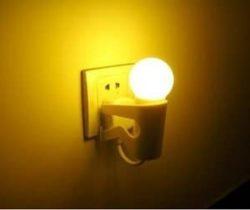 mini man night light