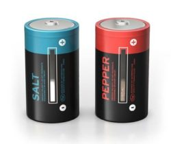 BATTERY-SALT-&-PEPPER-SHAKERS