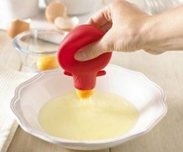Easy Egg Separators