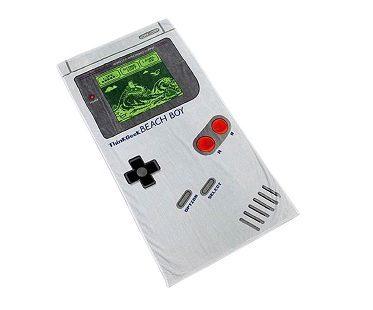 Game Boy Beach Towel