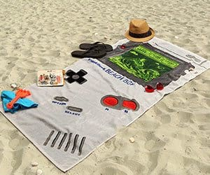 Game Boy Towel