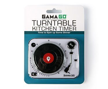 TURNTABLE-KITCHEN-TIMERS