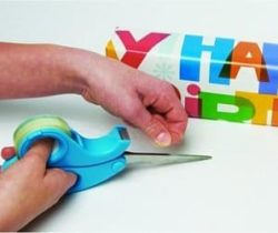 all-in-one scissor tape