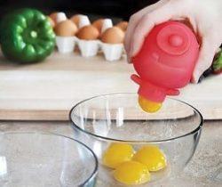 easy egg separator