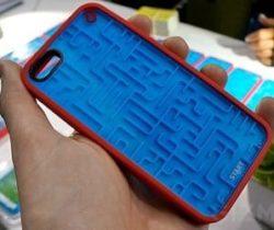 retro game iPhone 5 case