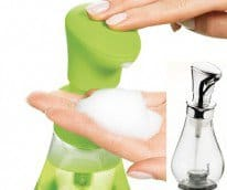 soap foam dispenser